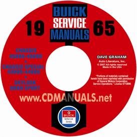 1965 Buick Shop Manuals - All Models | eBooks | Automotive
