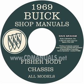 1969 Buick Shop Manual And Body Manual - All Models | eBooks | Automotive