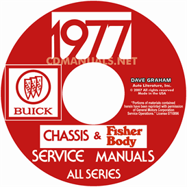 1977 Buick Shop Manual & Body Manual | eBooks | Automotive