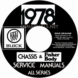 1978 Buick Shop Manual And Body Manual | eBooks | Automotive