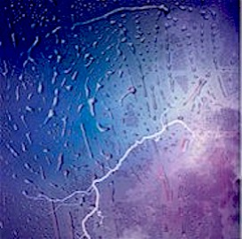 Rain on a Window with Thunder - Pure Ambiance | Audio Books | Health and Well Being