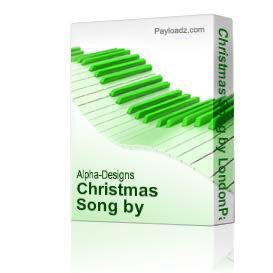 Christmas Song by LondonPark & Dean Chandler (Demo) | Music | Popular