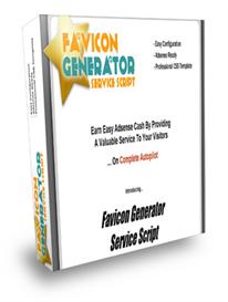 Favicon Generator Service Script with mrr | Software | Design
