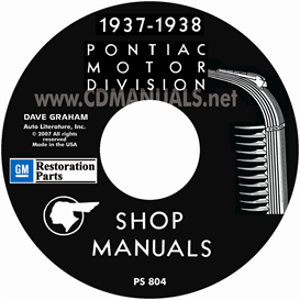 1937-1938 Pontiac Shop Manual - All Models | eBooks | Automotive