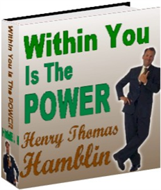 Within You is the POWER | eBooks | Biographies