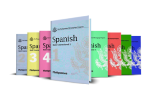 Platiquemos Spanish, Level 5 | Audio Books | Languages