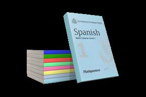 platiquemos spanish, levels 1-4