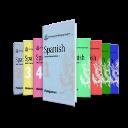 Platiquemos Spanish Course Levels 5-8 | Audio Books | Languages
