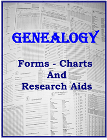 Genealogy Forms Charts and Research Aids | eBooks | History