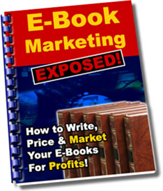 ebook marketing exposed - new ebook with plr
