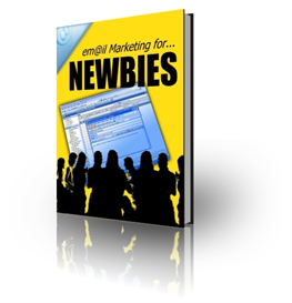 email marketing for newbies - new ebook with plr
