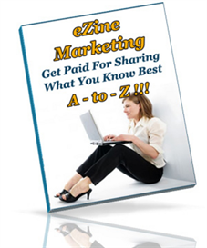 ezine marketing a to z - new ebook with plr