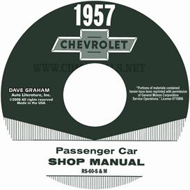 1957 Chevrolet Shop Manual | eBooks | Automotive