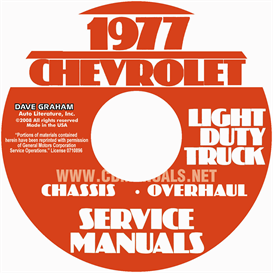 1978 Chevrolet Pickup, Blazer, Van, & Suburban Shop Manual | eBooks | Automotive