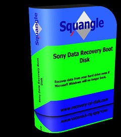 Sony PCG-747 Family Data Recovery Boot Disk - Linux Windows 98 XP NT 2000 Vista 7 | Software | Utilities