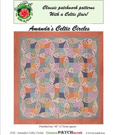 Amanda's Celtic Circles | Crafting | Sewing | Quilting