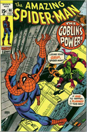Amazing Spiderman Historic Comic Covers