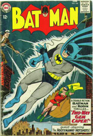 Batman Historic Comic Covers