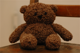 Curly Purly Bear | Other Files | Arts and Crafts