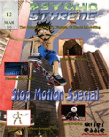 Psycho Styrene Model Magazine Issue 12 | eBooks | Arts and Crafts
