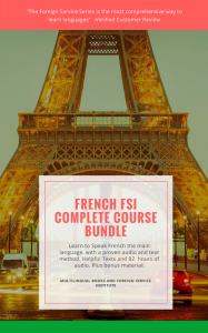 FSI French Course Digital Edition, Level 1 | eBooks | Language