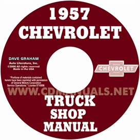 1957 Chevrolet Pickup & Truck | eBooks | Automotive