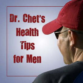 Dr Chet Health Tips for Men | Audio Books | Health and Well Being