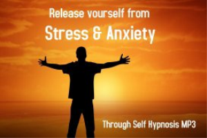 Stress & Anxiety Hypnosis MP3 | Audio Books | Health and Well Being