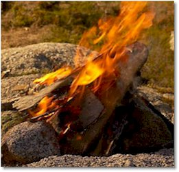 The Campfire | Audio Books | Health and Well Being