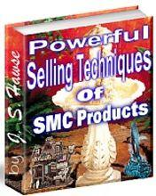Powerful Selling Techniques Of SMC Products | eBooks | Business and Money
