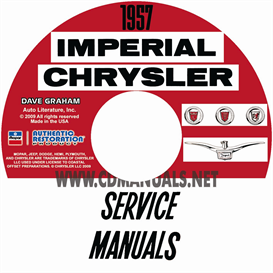 1957 CHRYSLER SHOP MANUAL All Models | eBooks | Automotive