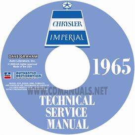 1965 CHRYSLER SHOP MANUAL All Models | eBooks | Automotive