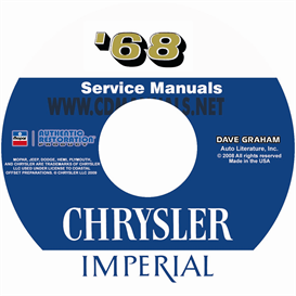 1968 CHRYSLER SHOP MANUAL All Models | eBooks | Automotive