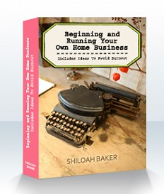Beginning and Running Your Own Home Business | eBooks | Business and Money