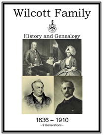 Wolcott Family History and Genealogy | eBooks | History