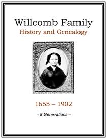 Willcomb Family History and Genealogy | eBooks | History