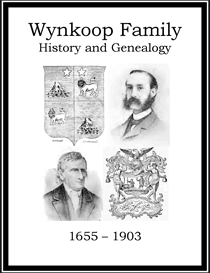 Wynkoop Family History and Genealogy | eBooks | History