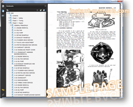 omc stern drive 1964-1998 service repair manual