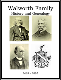 Walworth Family History and Genealogy | eBooks | History