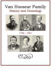 VanHoosear Family History and Genealogy | eBooks | History