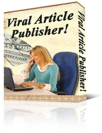 Viral Article Publisher ( RR ) | Software | Internet