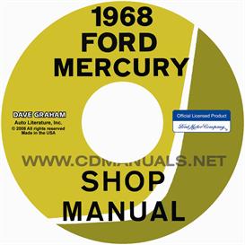 1968 Ford And Mercury Big Car Shop Manual | eBooks | Automotive