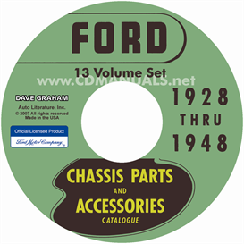 1928-1948 Ford Parts Books | eBooks | Automotive