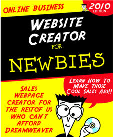 Free Website Creator For Newbies
