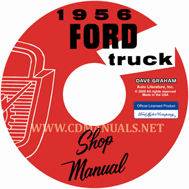 1956 Ford Truck Shop Manual | eBooks | Automotive