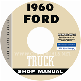 1960 Ford Truck Shop Manual | eBooks | Automotive