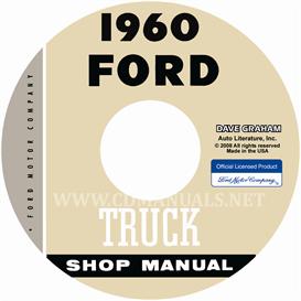 1960 Ford Truck Shop Manual | eBooks | Automotive