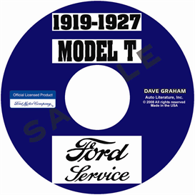1919-1927 Ford Model T Service Manual | eBooks | Automotive