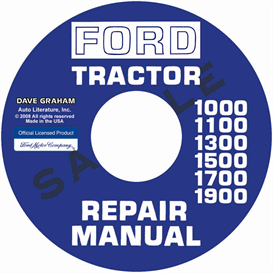 1973-1983 Tractor Shop Manual 1000-1900 | eBooks | Automotive