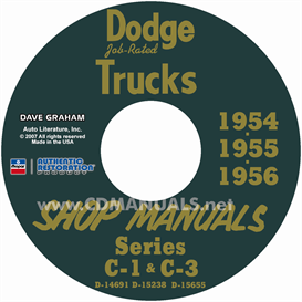 1954-1956 Dodge Pickup & Truck Shop Manual | eBooks | Automotive